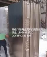 佛山順德不銹鋼裝飾線條 玫瑰金1.2mm電梯門框裝飾線條 線板新款;