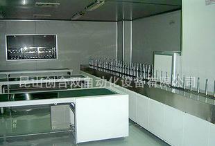 供給塗装設備(噴房、ライン、オーブン、線路に、平面塗装ライン)