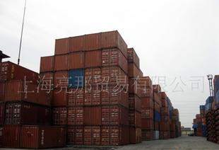 专业销售及租赁苏州各种尺寸优质二手集装箱货柜、活动房