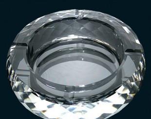 厂家现货供应 特价水晶烟灰缸 玻璃制品烟灰缸 水晶多面烟灰缸;