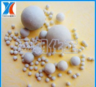 供应优质19mm填料球/惰性氧化铝球填料球 氧化铝填料;