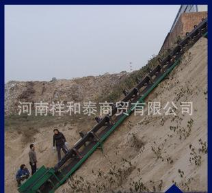 供应大倾角带式输送机 煤矿皮带输送机 固定式煤矿设备;