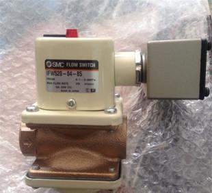 日本SMC气动元件,膜片式流量开关IFW520-04-85;