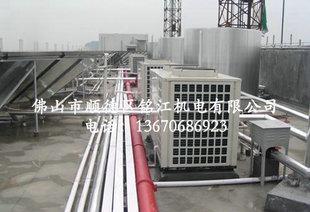 热销供应热水工程设备 佛山热水工程 太阳能集热工程;