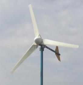 供应风能设备,家用小型风力发电机,发电效率高,微风启动。;