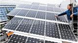 2500W 并网家用太阳能发电设备 并网式光伏发电系统 现场设计安装;