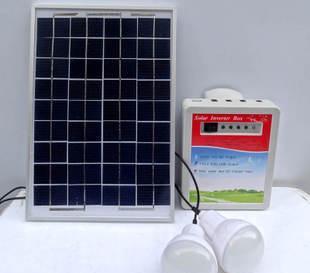 家用太阳能发电设备 太阳能照明系统