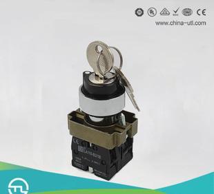 单控接触器自锁电路图