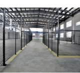 厂家直销荷兰网车间隔离网 镀锌护栏金属铁丝网 厂区隔离防护网;