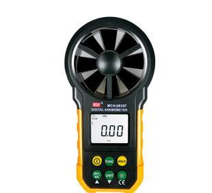 MCH-9830F高精度手持风速计数字风速仪风速计测风仪;