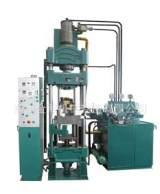 315-630吨金属粉末成型机 焦末成型机;