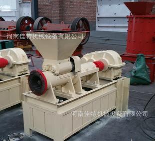 环保节煤设备碳粉制棒机 秸秆煤炭成型机 高效煤棒机机制煤棒机;