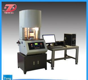 硫化仪厂家专业供应TD-6019无转子硫化仪 电脑硫化仪 江都硫化仪;