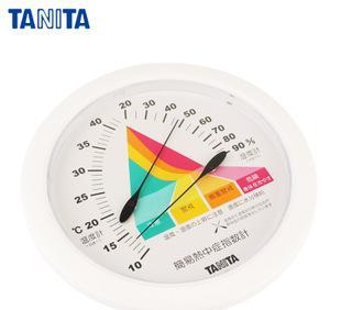 新款百利达室内温湿度计 预防中暑 温湿度表TT-546室温计温度计;