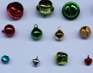 工艺礼品五金、一字铃、十字铃、圣诞铃铛、牛铃(铁);