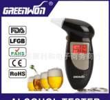 速卖通爆款货源便携式酒精检测仪呼吸式酒精测试仪酒驾检测;