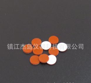 液相色谱仪PTFE/硅胶垫安捷伦岛waters沃特世2ml1.5进样瓶进样器;