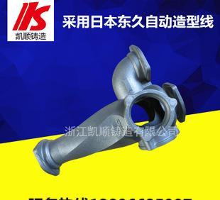 批量生产 砂型圆柱管件铸造模具加工 浙江大型砂型铸造;