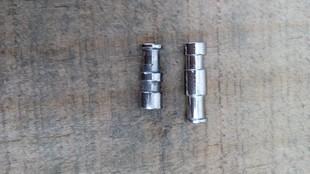 精密电子五金压铸加工,电子五金套管,底座,插件;