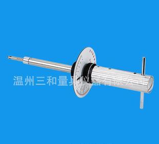 直销表盘式扭力起子 指针式扭矩螺丝刀 手动力矩螺丝刀SHT -12 ·;