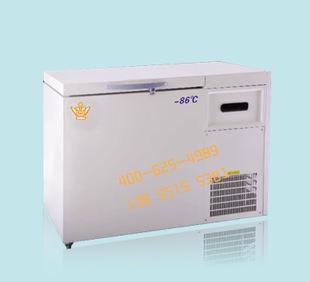 -130℃卧式深低温冰箱;