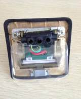 弹起式五孔地板插座开关,电脑插座,六孔地面插座;
