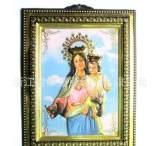供應定做 pvc相框 耶穌信仰相框掛圖 雕花燙印;