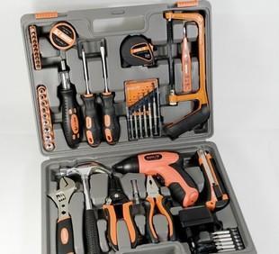 德国圣德保罗家用工具51件套 SD-012 电动工具套装;