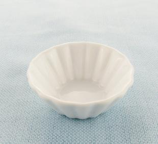 陶瓷加工厂 定制 陶瓷甜品碟 舒芙蕾碟子 蛋糕碟子 烘焙模具 批发;