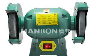小型家用台式砂轮机150MM轻微型台式砂轮机电机电动工具打磨工具;