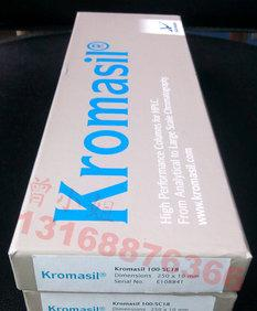 液相色谱柱 kromasil 100-5 C8 250X10mm;