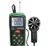 多功能红外测温风速仪DT-620;