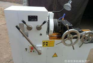 钢筋直螺纹滚丝机 钢筋套丝机 电动自动切管套丝机 河北佳泽机械;