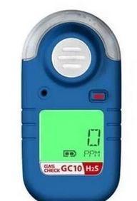 氯气报警仪 GC10 便携式气体 CL2 含量检测仪 0~20ppm 气体检测仪;