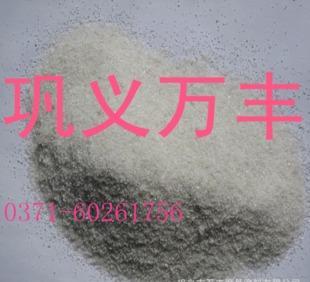 天然石英砂磨料;