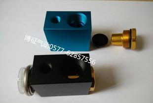 QE--04 быстро выхлопной клапан пневматический клапан нестандартные забрать заказ QE-04 манометр быстро разгрузочный клапан