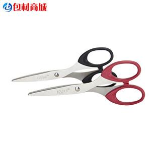 益而高 EG-086 办公家用厨房剪刀 服装缝纫剪 不锈钢工业剪刀;