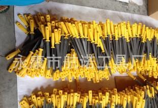 желтый пластиковые ручки стали подавать насыпных грузов ручки цвета может быть образцов также может предоставить номер цвета, заказ