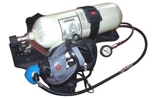 RHZK6.8F/30 正压式消防空气呼吸器(碳纤维复合气瓶);