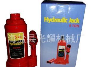 (ضمان الجودة) العرض 5T الهيدروليكية جاك أداة جاك السيارة الهيدروليكية جاك 5 طن