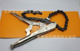 大力钳发明者 IRWIN 欧文 握手牌 链条式大力钳20R 自带455mm链条