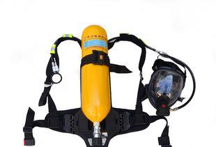 厂家直销 正压式呼吸器 5升/6升空气瓶;