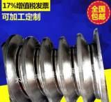 长期生产 密炼机混炼机配件耐磨蜗杆 二次包铬铜齿蜗轮;