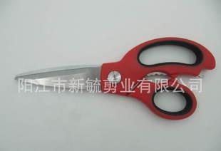 厂直供优质多功能剪刀 厨房剪 强力剪刀 家用剪 鸡骨剪;