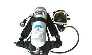 厂家生产供应 3C认证空气呼吸器消防复合气瓶RHZK6.8/30现货供应;