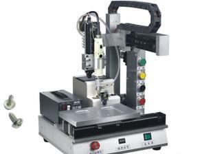 厂家供应螺丝机 自动打螺丝机 插头自动打螺丝机;