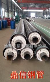 普通极3pe防腐钢管热电厂工艺用水废渣、回水输送管道;