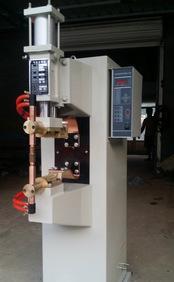 メーカー直販ロットの空気圧点焊机兔笼鳥かご列溶接機の必要に連絡してください