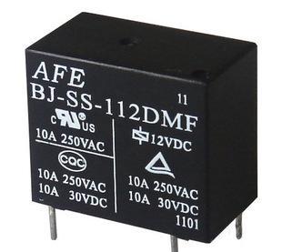 热卖正品继电器 正品BJ-SS-112DMF 功率继电器 12v继电器;