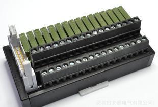 QMY416-P 16位继电器模块(一常开触点中间继电器);